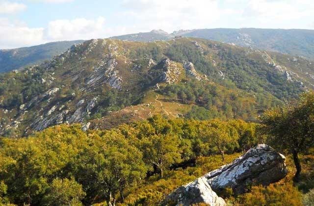 Ruta del monte Picacho