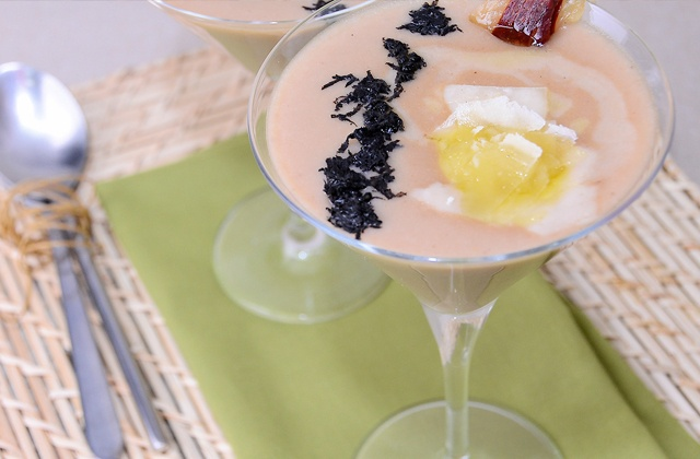 We show you the best places and recipes to enjoy autumn in Andalusia and its chestnuts: Crema de castañas y jamón