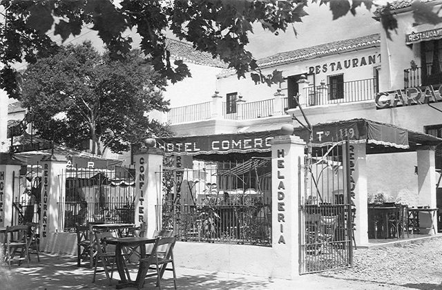 A sea of history, Marbella through time: Hotel Comercial