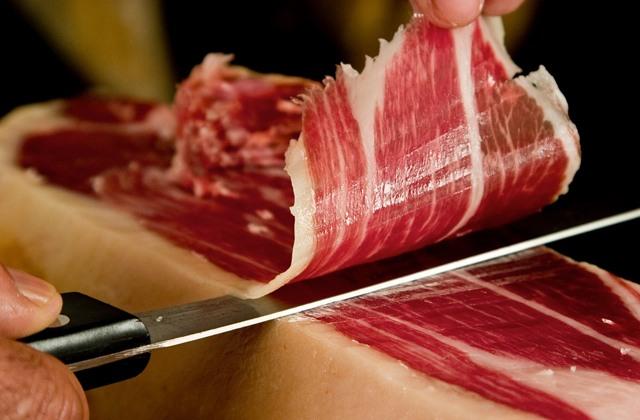 Iberico Schinken - Loncha de jamon