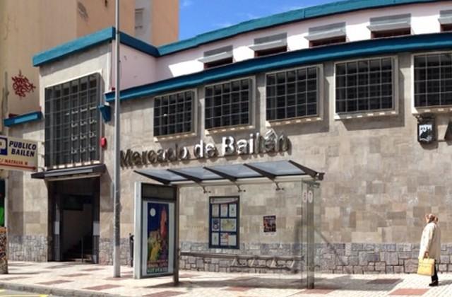Mercado de Bailén