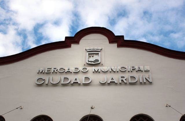Mercado de Ciudad Jardín