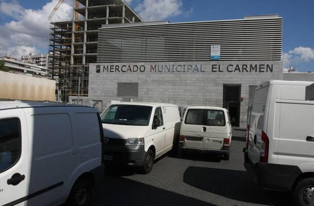 Mercado El Carmen