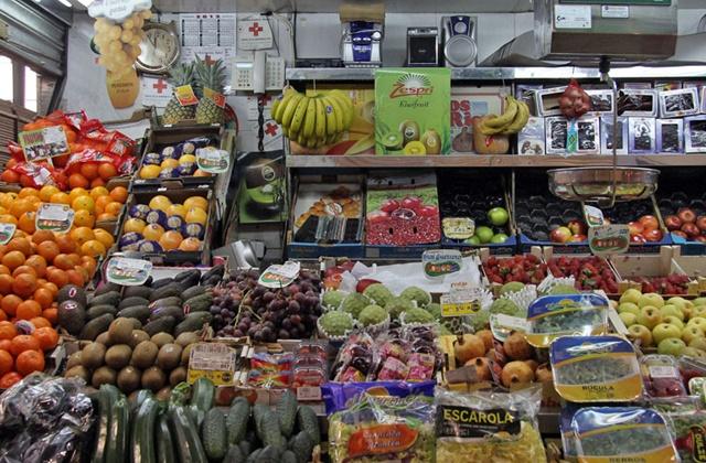 Mercado de Portada Alta