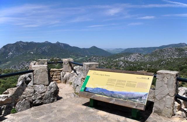 que ver y hacer en la Sierra de Grazalema - Mirador Cintillo y Aguas Nuevas