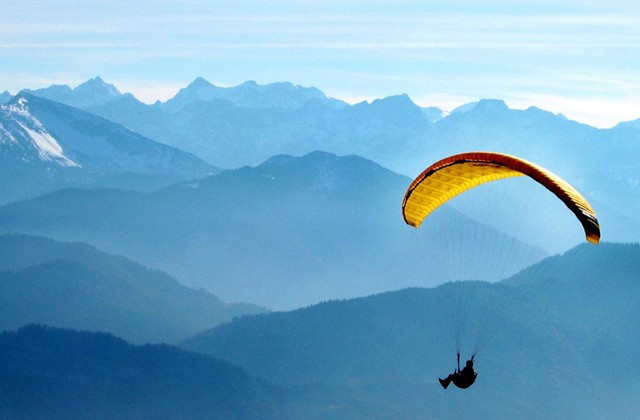 Things to do and see in Sierra de Grazalema - Parapente