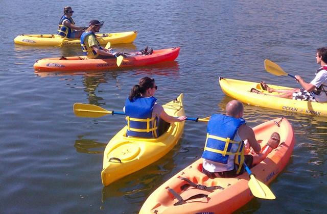 que ver y hacer en la Sierra de Grazalema - Ruta en Kayak