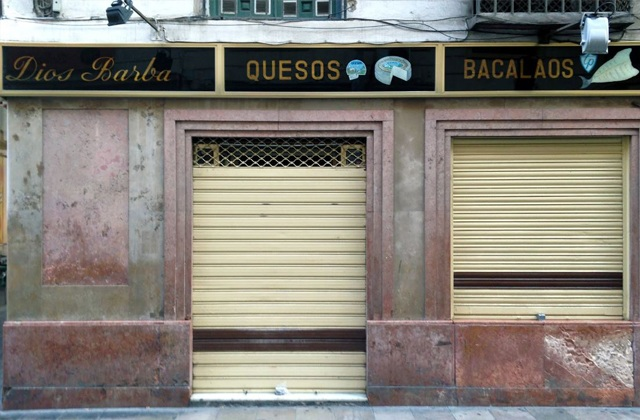 Discover the route of the most authentic corner shops in Málaga: Andalusian traditional products: Ultramarinos Juan de Dios Barba