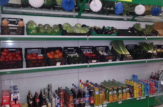Discover the route of the most authentic corner shops in Málaga: Andalusian traditional products: Ultramarinos Bandera