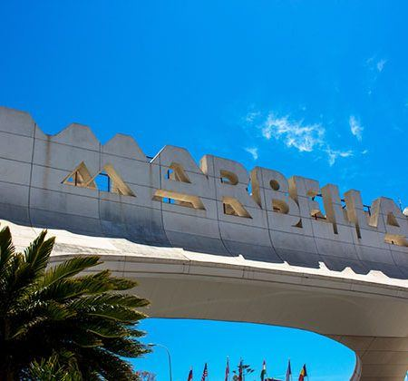 Arco de Marbella - credit: Ekaterina Chuyko / Shutterstock.com