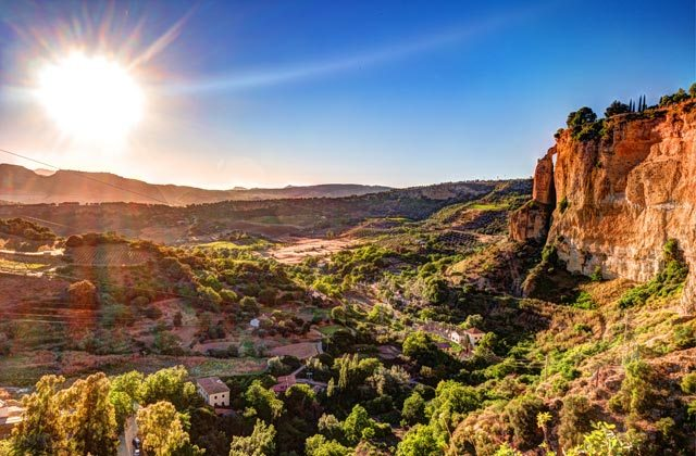 Things to do and see in Sierra de Grazalema - Ronda sunsets