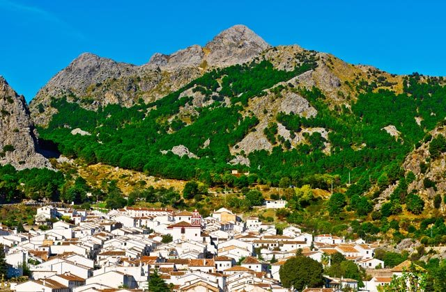 Things to do and see in Sierra de Grazalema - visit Grazalema