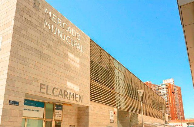 Marchés de Malaga - Mercado de El Carmen
