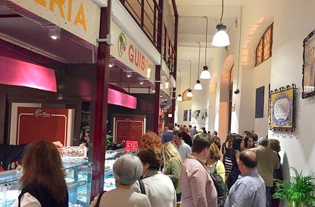 Marchés de Malaga - Mercado de Plaza de Toros
