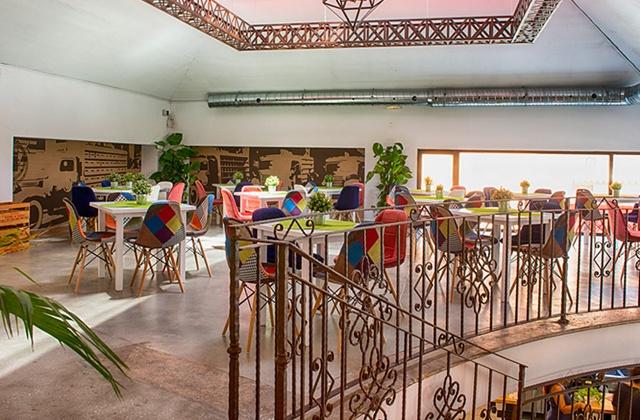 Ambrosía Mercado Gourmet Restaurante