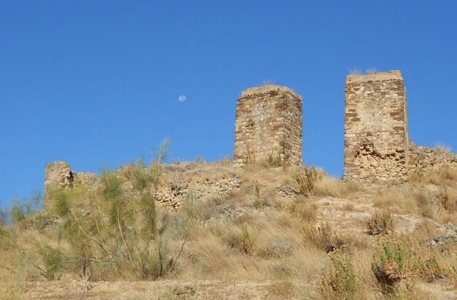 Castillo de Zalía