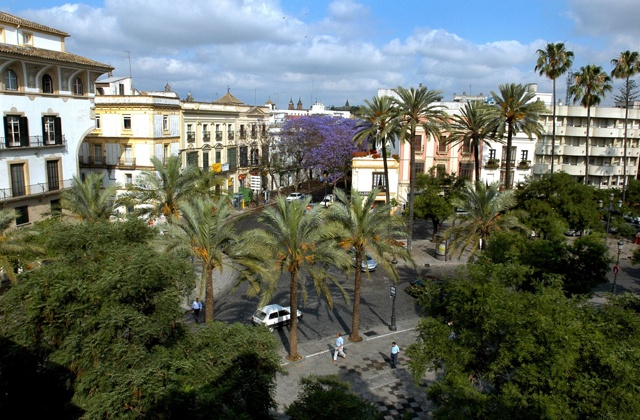 Daytrip to Jerez de la Frontera: wine, horses and flamenco in the heart of the province of Cadiz: Centro historico de Jerez