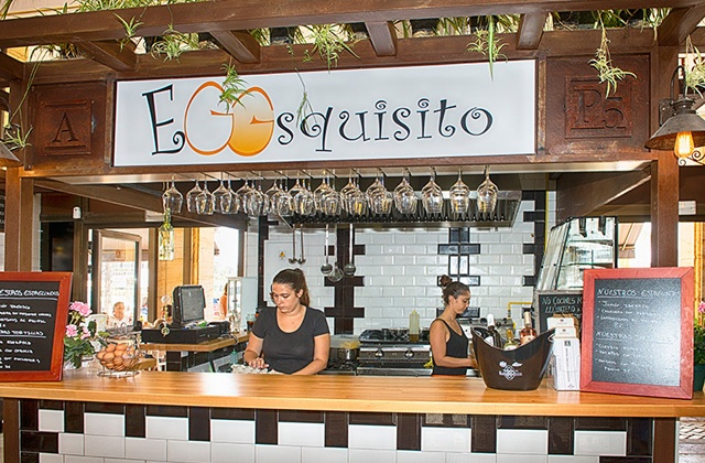 Ambrosia Market, the gourmet essence of Puerto Banus: Eggsquisito