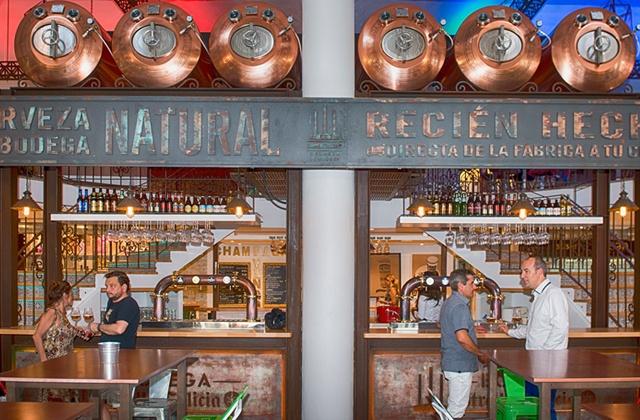 Estrella Galicia del Mercado Gourmet