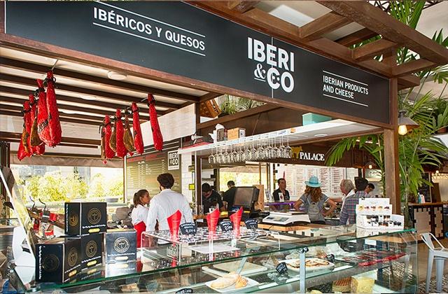 Ambrosia Market, the gourmet essence of Puerto Banus: Iberi&Co