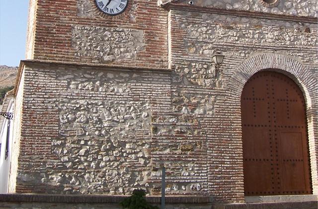 Iglesia de Santo Cristo de la Cabrilla