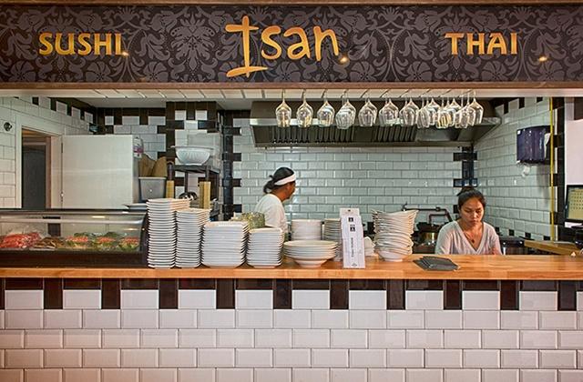 Isan Thai Sushi