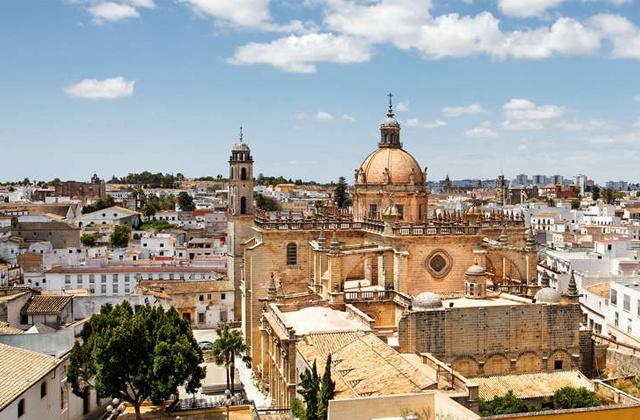 Villages de Cadix - Jerez de la Frontera