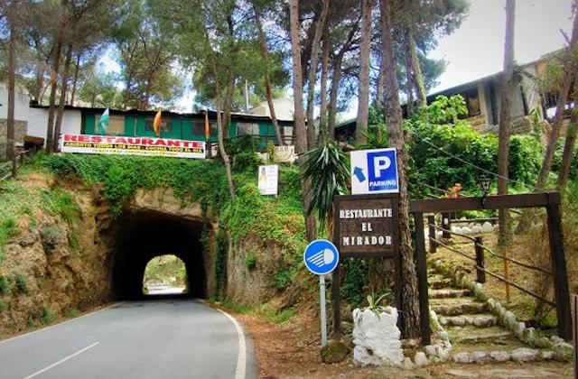 10 sites to visit within Caminito del Rey, inside Natural Site El Chorro: Restaurante El Mirador