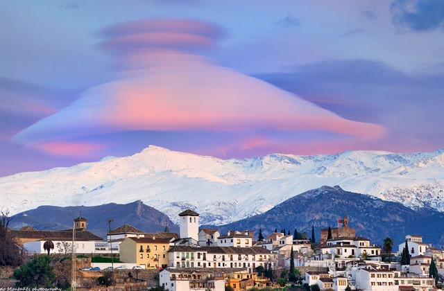 The most beautiful villages in Andalucia - Sierra Nevada