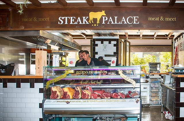 Steak Palace