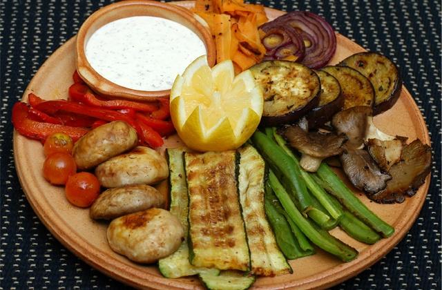 Eat healthy and enjoy ten of the best vegetarian restaurants in the Costa del Sol: Vegetalia, Fuengirola