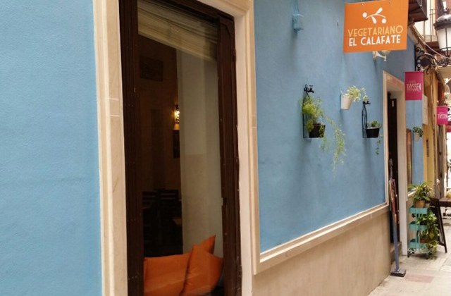 Eat healthy and enjoy ten of the best vegetarian restaurants in the Costa del Sol: Vegetariano El Calafate