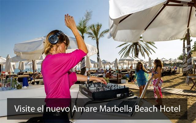 Amare Marbella Beach Hotel | nightclubs y discotecas en Marbella