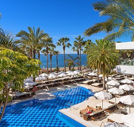 Amàre Marbella Beach Hotel vista
