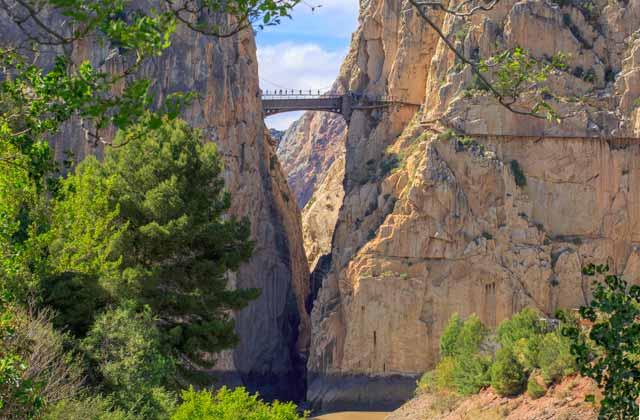 Puente Caminito del Rey