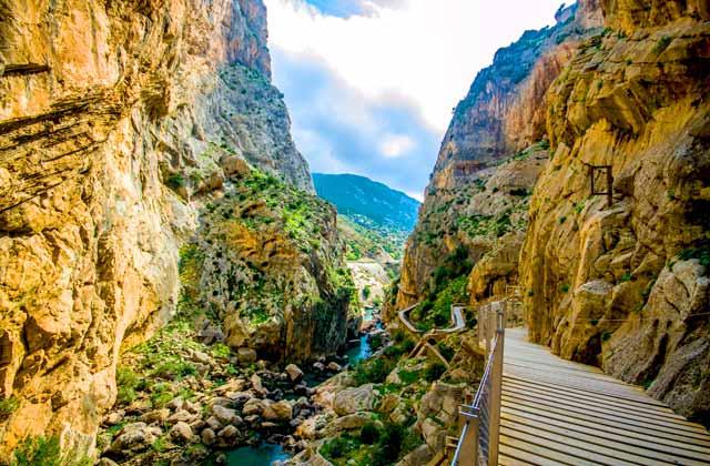 Naturpark Desfiladero de los Gaitanes