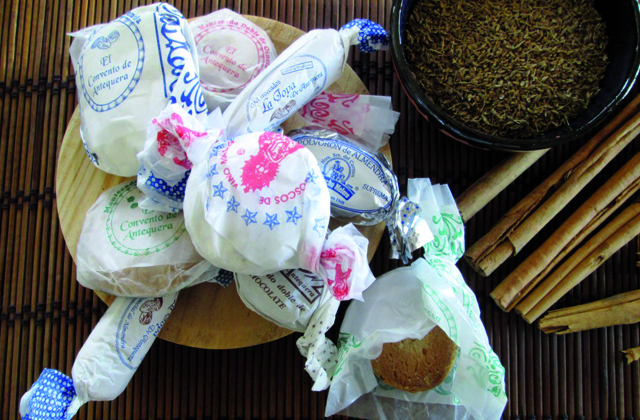 The Route of Mantecado: the sweetest taste of Andalusia for Christmas:Mantecados de Antequera
