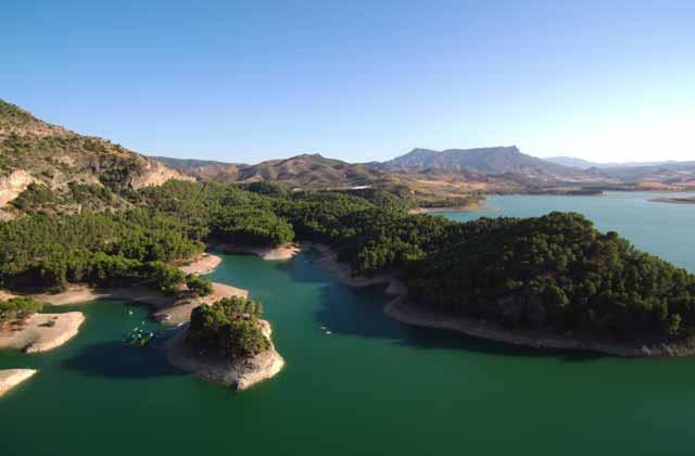 Chorro Reservoir