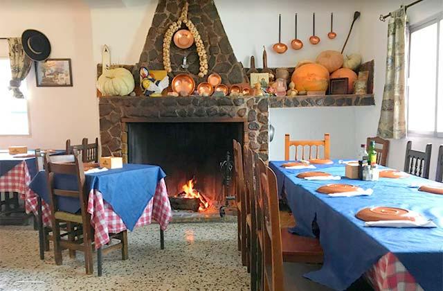 restaurante El Puntarrón