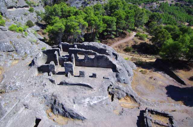Ruinen von Bobastro