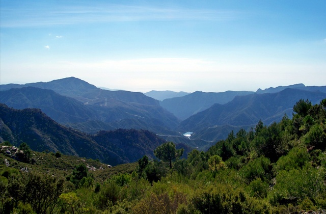 Sendero Subida al Pico de Lopera.