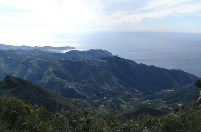 Subida Pico del Cielo