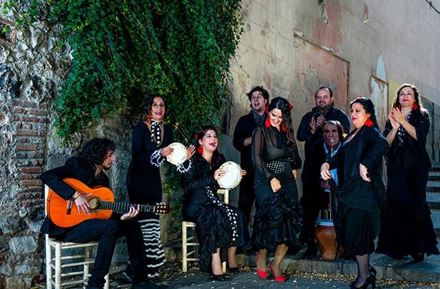zambombás flamenca
