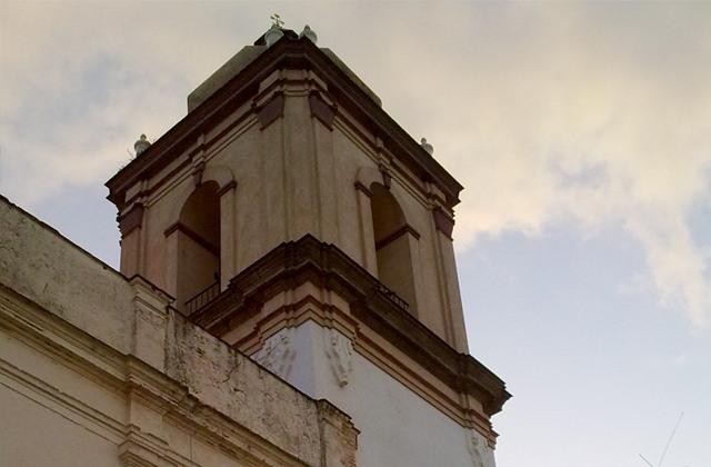 Torre barroca del convento de los Trinitarios