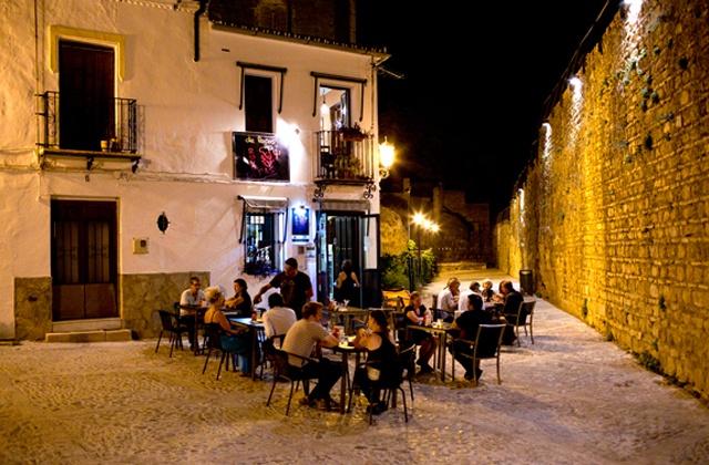 Restaurants und Bars zum Tapas-Essen in Ronda - De Locos