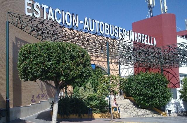 cómo llegar a Marbella - Estación de Autobuses de Marbella