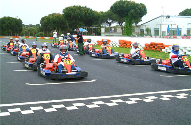 20 things to see and do to have a dream holiday in El Rompido: Karts