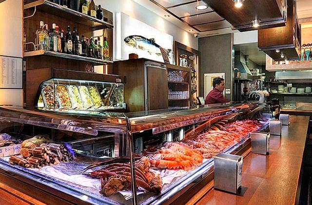 Reis-Restaurants von Málaga - Los Mellizos