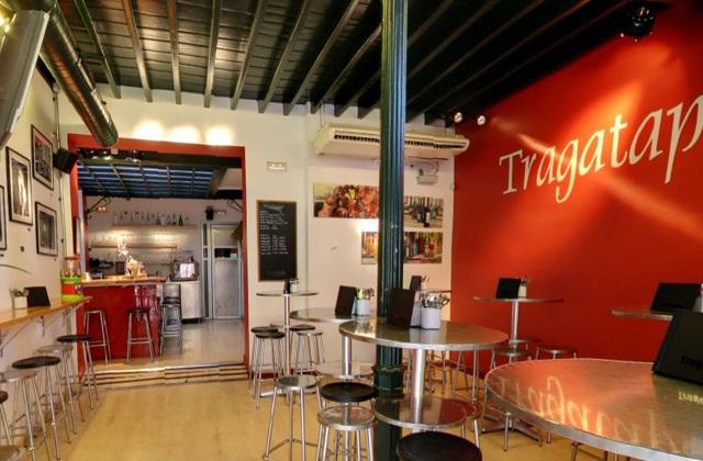 Restaurants und Bars zum Tapas-Essen in Ronda - Tragatapas