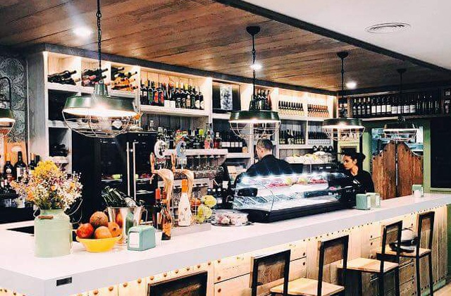 Restaurants und Bars zum Tapas-Essen in Ronda - Taberna Café Tropicana